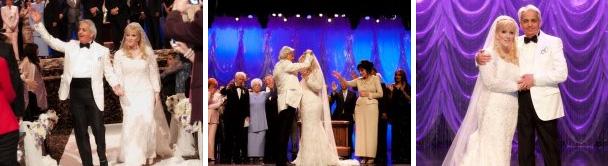 Повторный брак Бенни и Сюзан Хинн