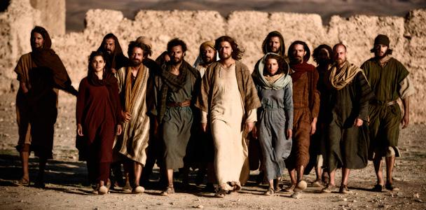Фильм Библия, 2013