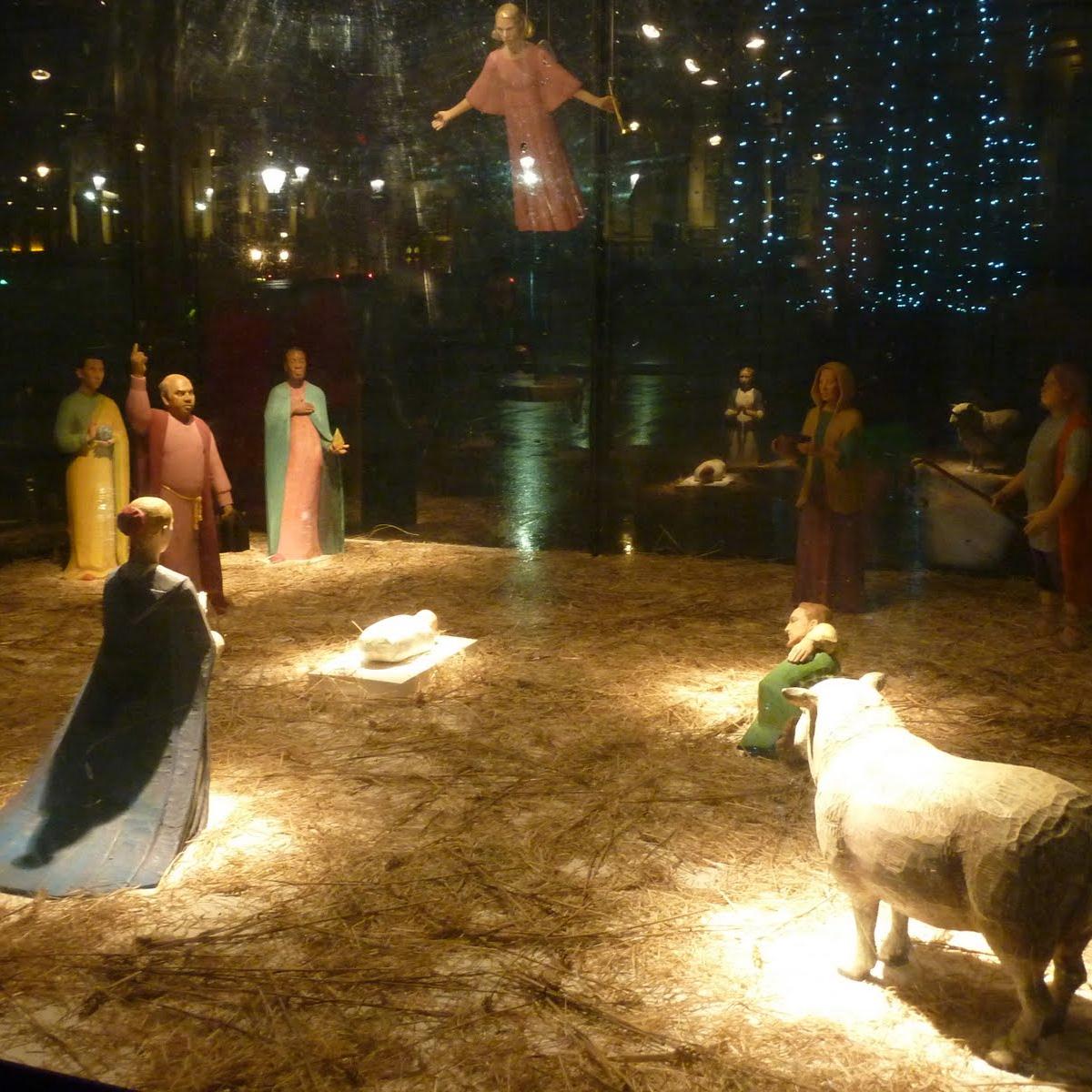 Рождество христово сценки сценарии