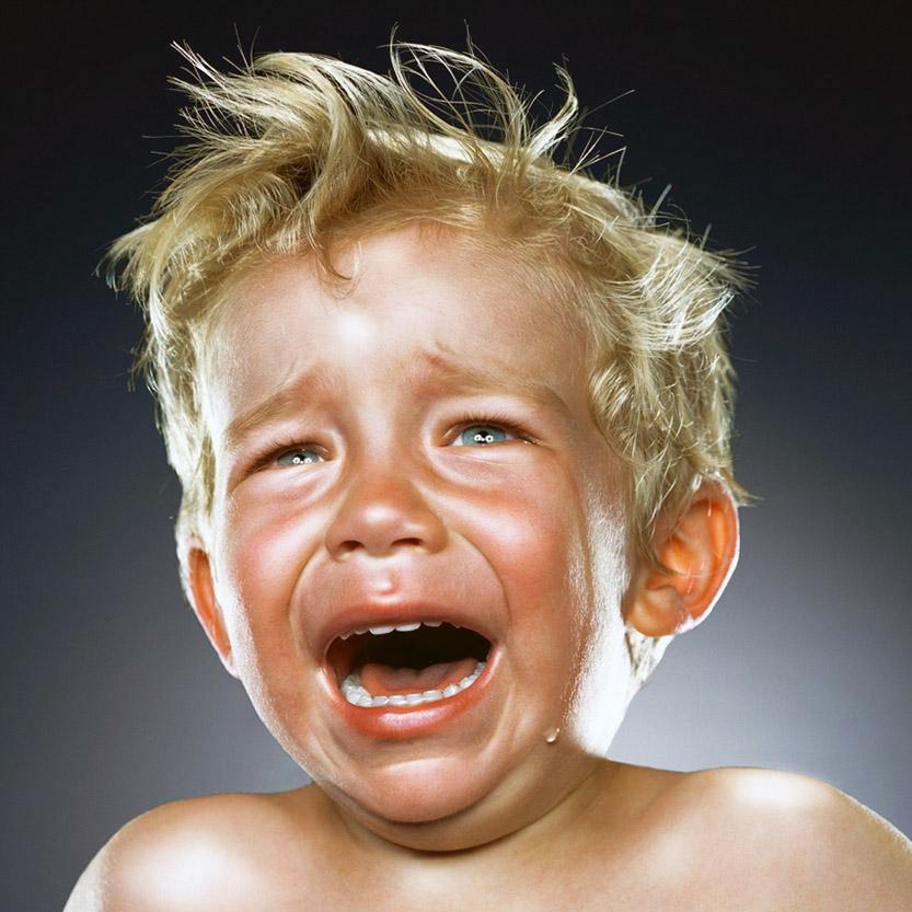 Смешной, прикольные картинки плачет ребенок