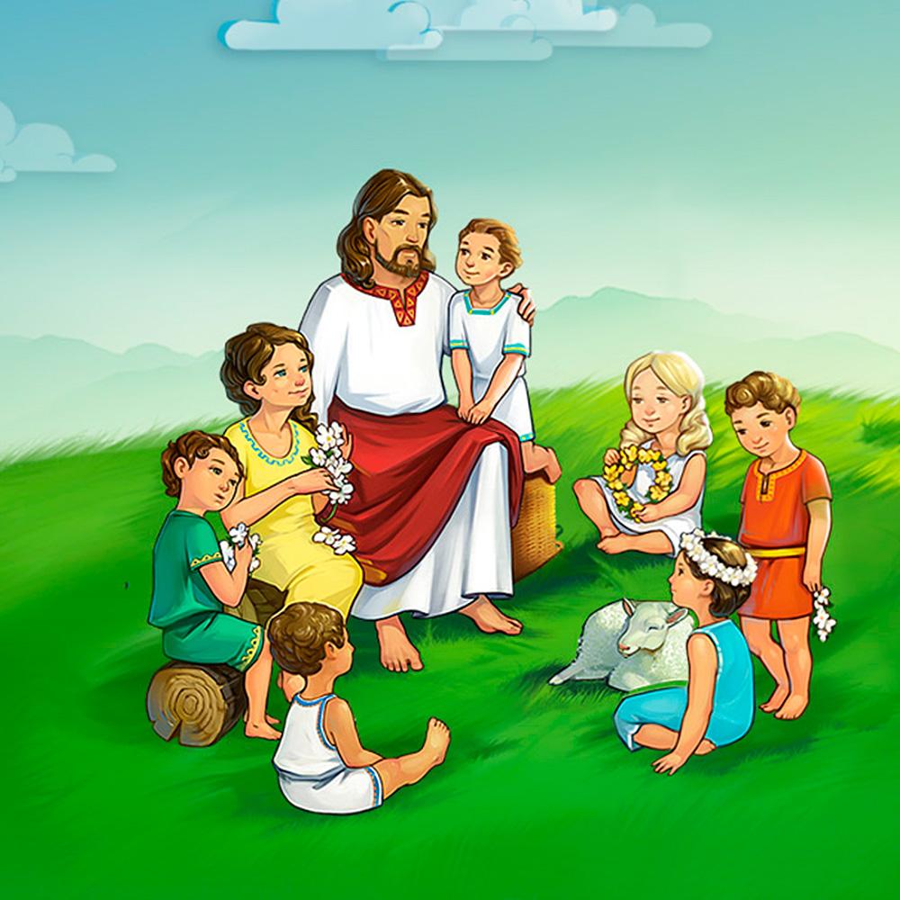 childrens bible diana - 1000×1000