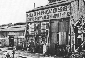 Cудостроительный инженерный завод «Блом и Вош»