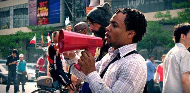 Торонто: дискриминация свобод и прав ради ЛГБТ - видео
