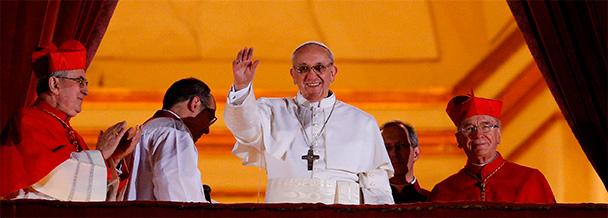 Jorge Mario Bergoglio - Хорхе Марио Бергогльо