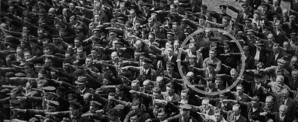 Он пошёл против Гитлера